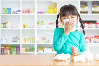 trẻ bị cúm a bao lâu thì khỏi