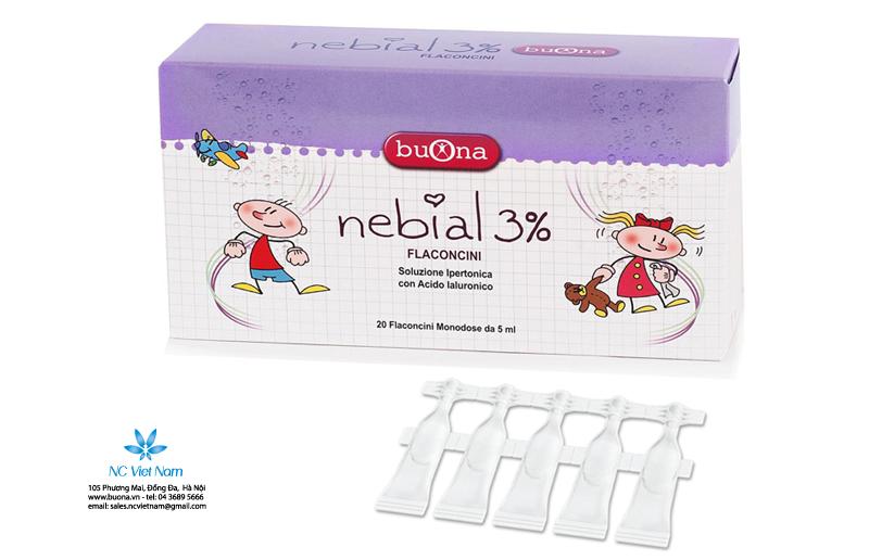 giải pháp rửa mũi cho trẻ