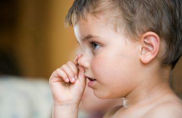 tại sao lại nhiều gỉ mũi