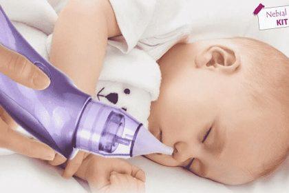 hút mũi cho trẻ sơ sinh ngày mấy lần