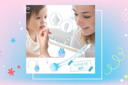 cách hút mũi bằng miệng cho trẻ sơ sinh