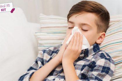 cách trị nghẹt mũi cho trẻ sơ sinh dân gian