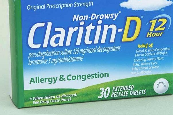 Claritin D