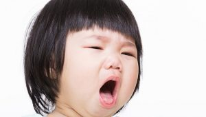 trẻ bị viêm họng nhưng không ho